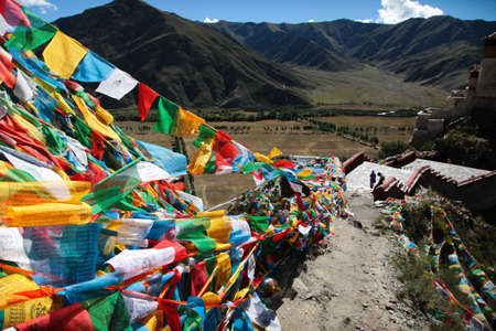 buddism: road to the mountain