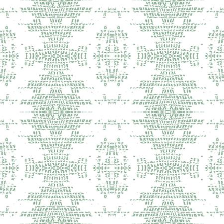 Sage Textured Vector Repeat Pattern 向量圖像