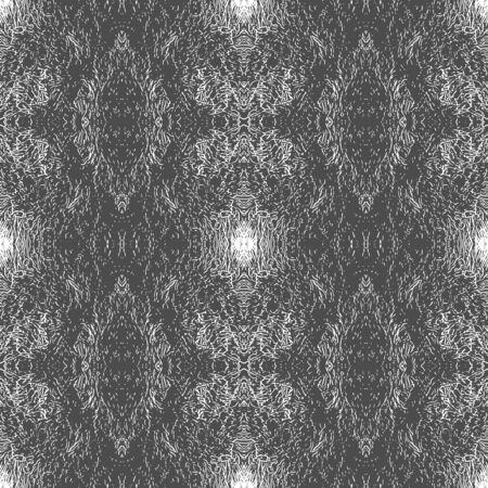 Grey abstract pattern.