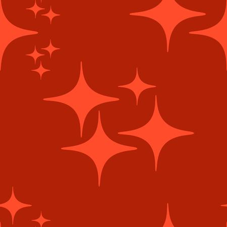 Star pattern.