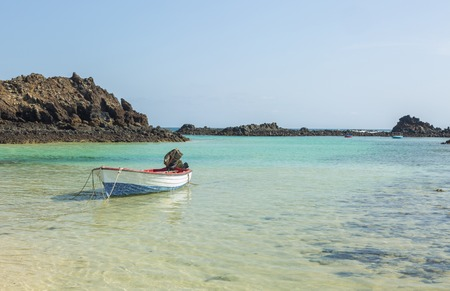 Lobos island,Fuerteventura,Canary islands,Spain Reklamní fotografie
