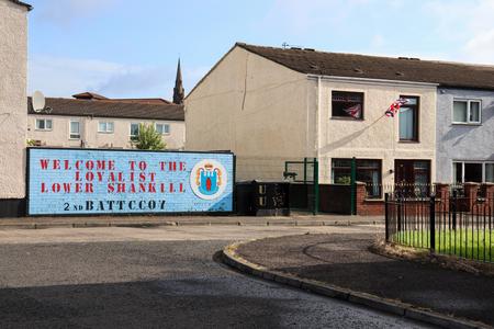 IRA Sign Belfast Ireland