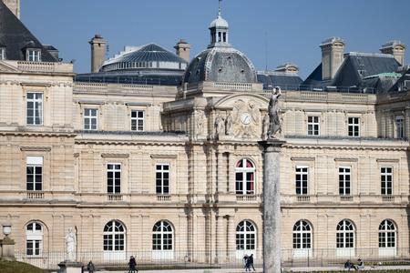 Luxembourg Palace, Paris France