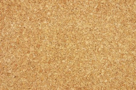 Corkboard background texture photo