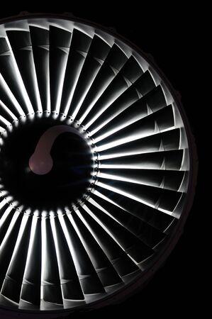 Abstract background d'un moteur � r�action