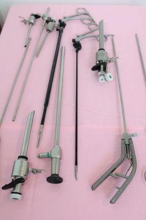 invasive: Equipments of minimally invasive surgery