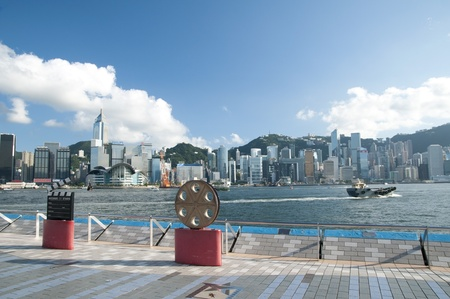 avenues: The Avenue of Stars in Hong Kong, is the eastern node of several tourist attractions along the Tsim Sha Tsui waterfront