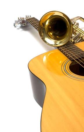 Music instruments Stock Photo - 4815488