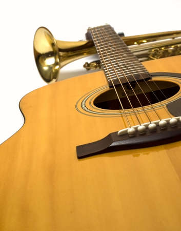 Music instruments Stock Photo - 4815494