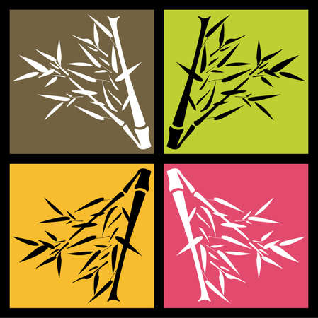 Bamboo vector illustration Stock Vector - 5732697