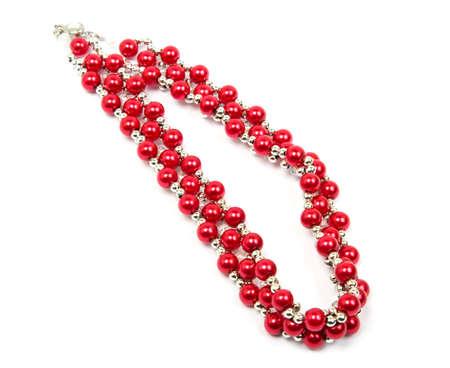 bride bangle: red bangle