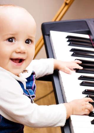 Piano Girl photo