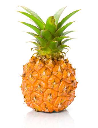 新鮮なパイナップル 写真素材