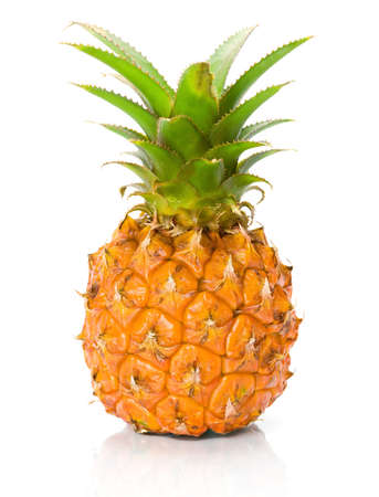 and pineapple juice: Fresh pineapple Stock Photo