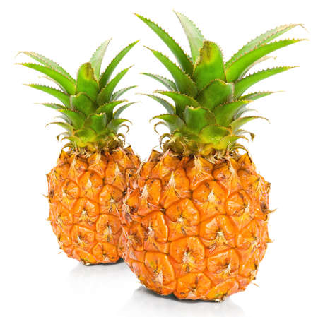 Fresh pineapple  photo