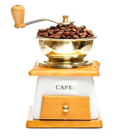 Coffee mill Stock Photo - 12686218