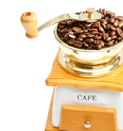 Coffee mill Stock Photo - 12686226