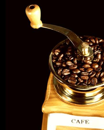 Coffee mill Stock Photo - 12686243