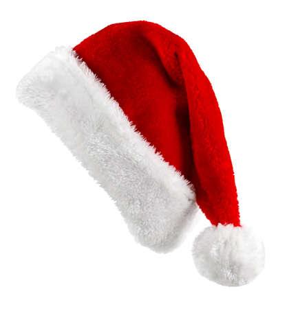 Santa Claus red hat Standard-Bild