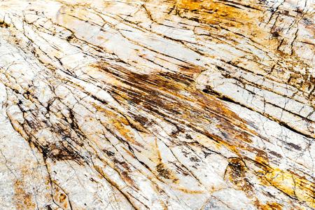 Natural stone rock structure texture, closeup photo