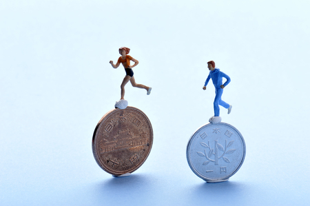 Money and business image