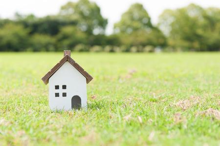 viviendas: vivienda Foto de archivo