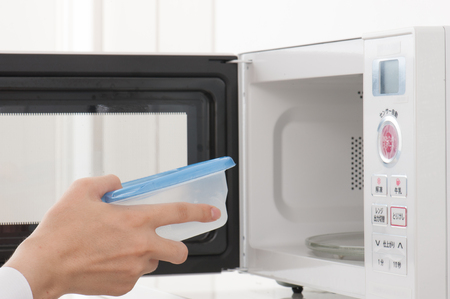 defrost: microwave oven