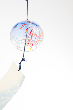 to chime: wind bell