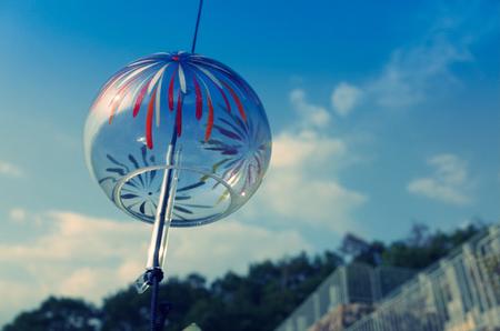 sound healing: wind bell