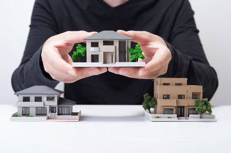 Housing image Stok Fotoğraf