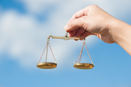 Weight Scale, Balance,