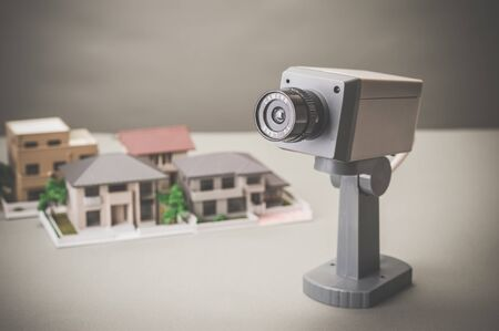 trespass: Security camera