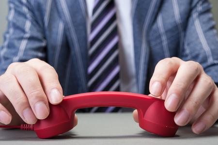 convey: telephone