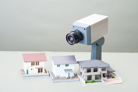 private security: Security camera