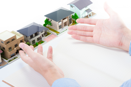 rented: Home sales, the hands of the businessman