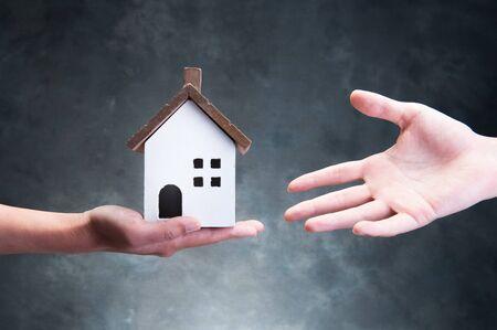 building estate: Housing image Stock Photo