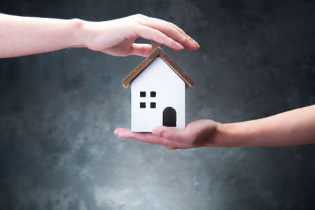 collateral: Housing image Stock Photo