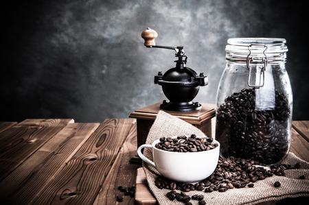 コーヒー、カフェ イメージ 写真素材