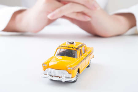 taxi: Taxi Yellow Cab