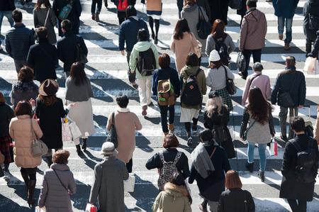 People,crosswalk Editorial