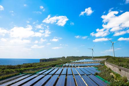 L'energia solare ed eolica