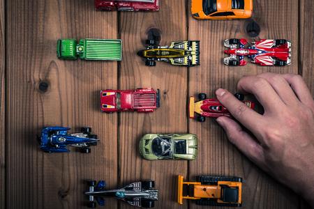 of miniature: Miniature car