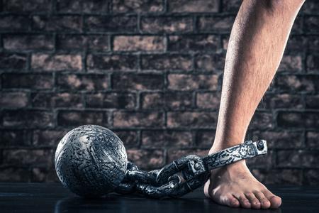 jailbreak: Shackles, iron ball
