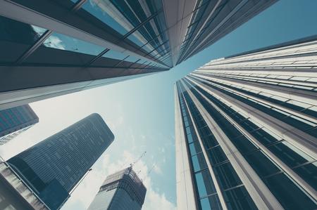 Hoog gebouw, japan Stockfoto