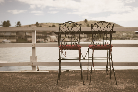 chairs: Two chairs