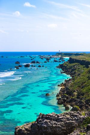 okinawa: Japan Okinawa Miyakojima higasihennazaki