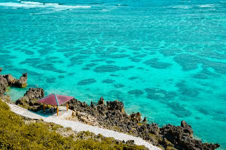 Japan Miyako Island in Okinawa Stok Fotoğraf - 58687818
