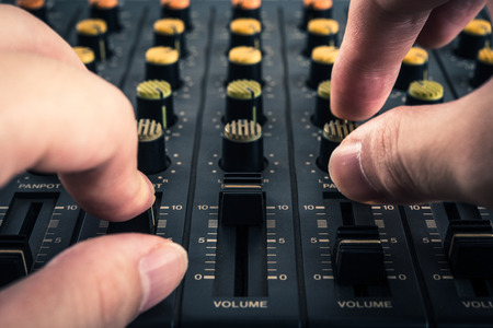 digital compose: Recording mixer