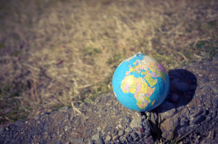 foreign land: Earth