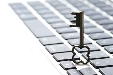 Small key